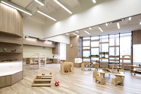 FAIRCHILD, KINDERGARTEN, HONG KONG, ARCHITECTURE COMMONS